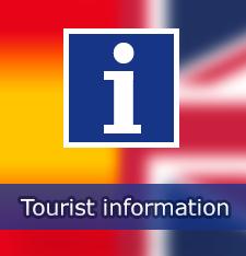 Información de Turismo - Tourist information