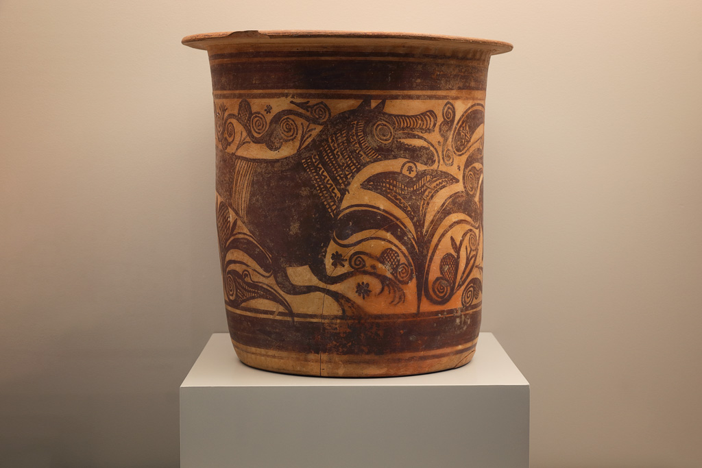 Kalatho o cálato Iberico | Museo Arqueológico de Murcia