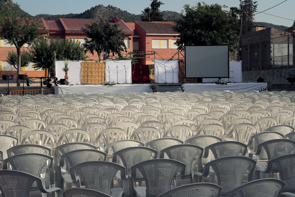 Prepared to receive more than a thousand visitors to the cultural events