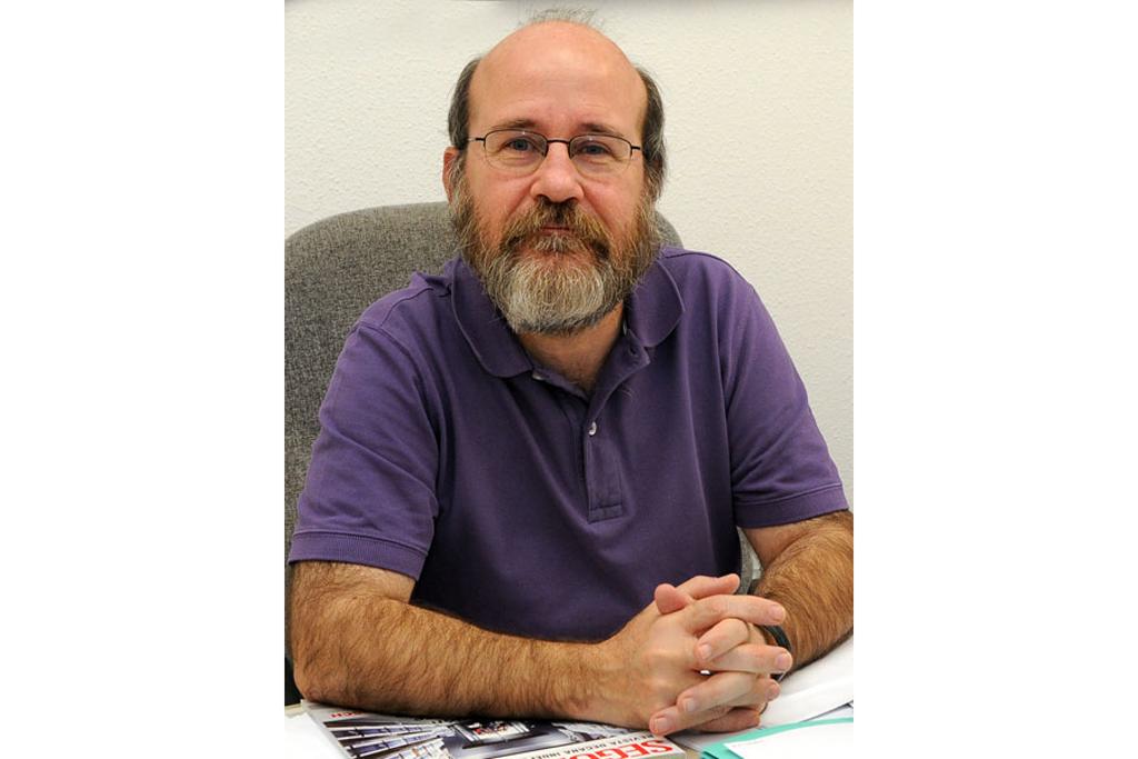 Jose Miguel García Cano, Catedrático de Arqueología en la Universidad de Murcia