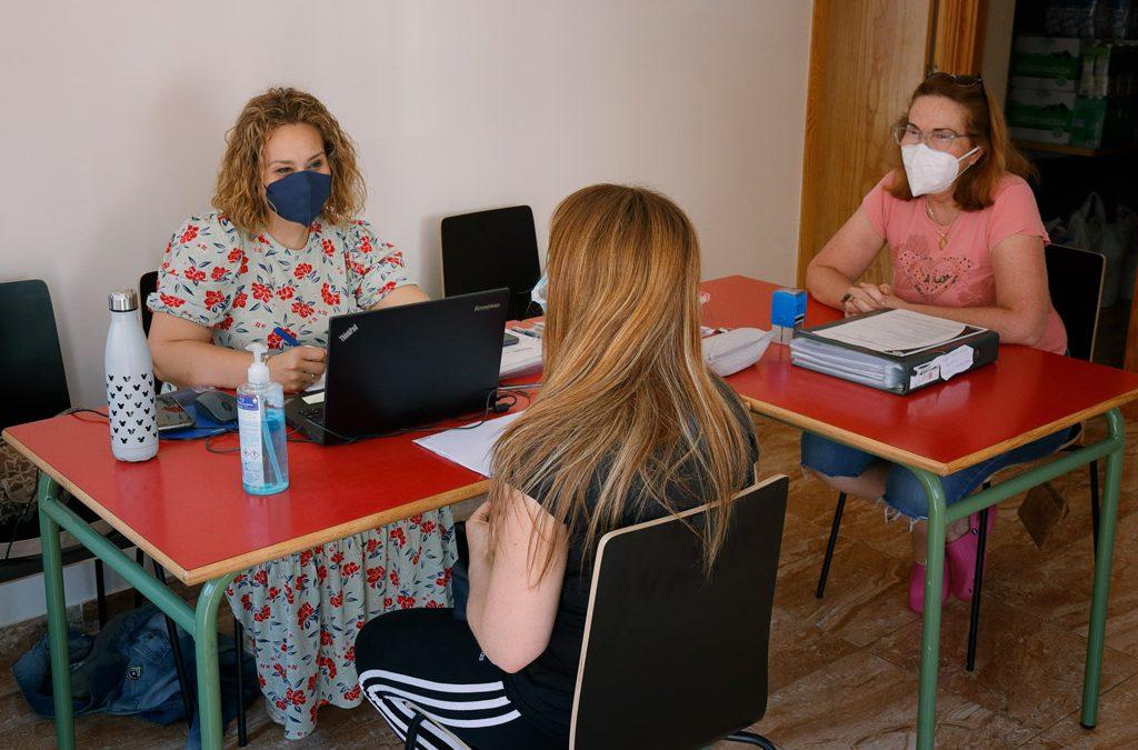 Programas de Empleo y Acción Social de Cáritas Parroquial