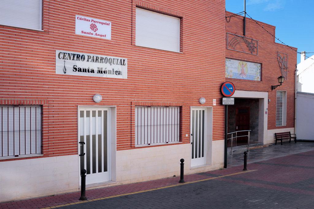Centro Parroquial de Cáritas
