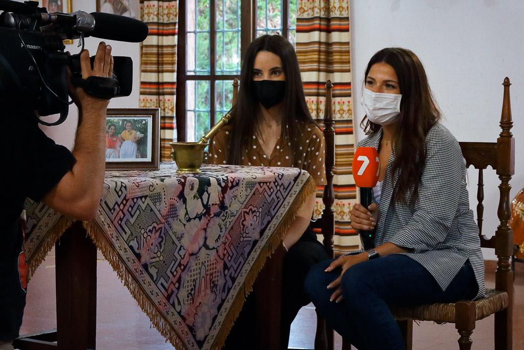 Marta entrevistado por María Pérez Espín