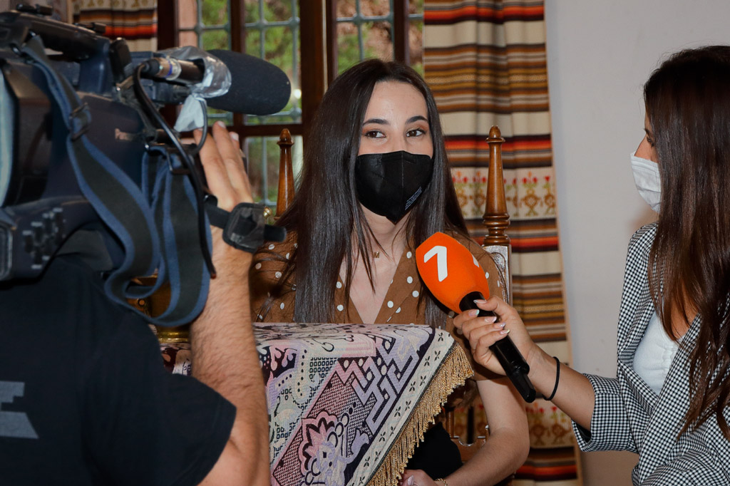 Entrevista a Marta Iniesta