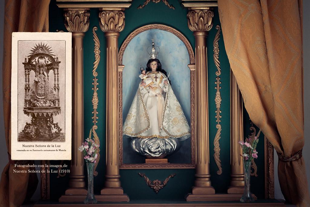 Fotografía de la imagen de Nuestra Señora de la Luz