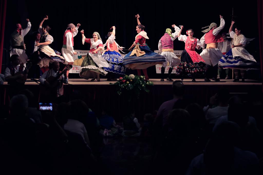 Grupo de baile - huertanos