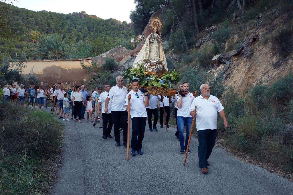 Romería Virgen de la Luz en 2019
